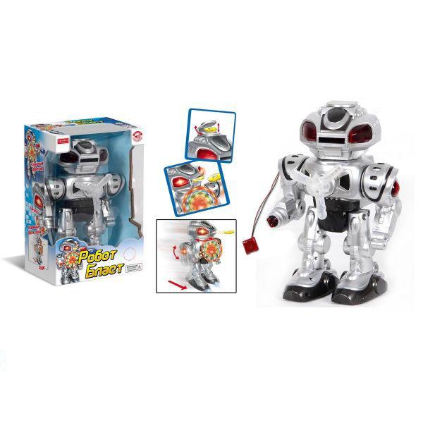 Робот со световыми и звуковыми эффектами (Zhorya, ZY343626sim - Роботы, Воины, артикул: 153081