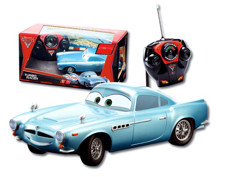 CARS 2. Finn McMissile на радиоуправлении - CARS 3 (Игрушки Тачки 3), артикул: 9157