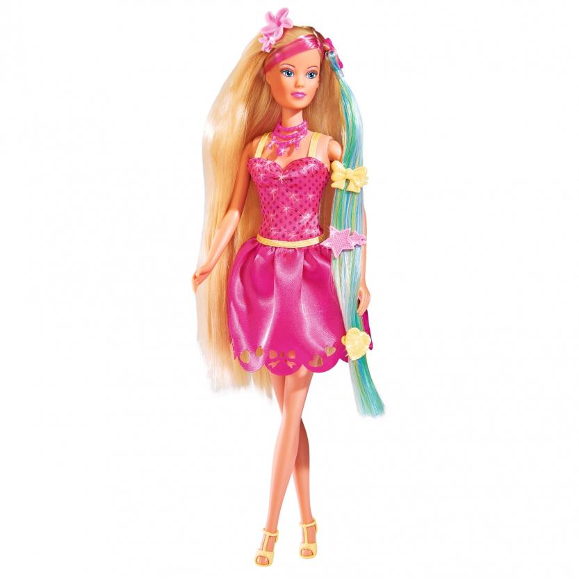 Купить Кукла Штеффи Стильные волосы, 29 см., Simba
