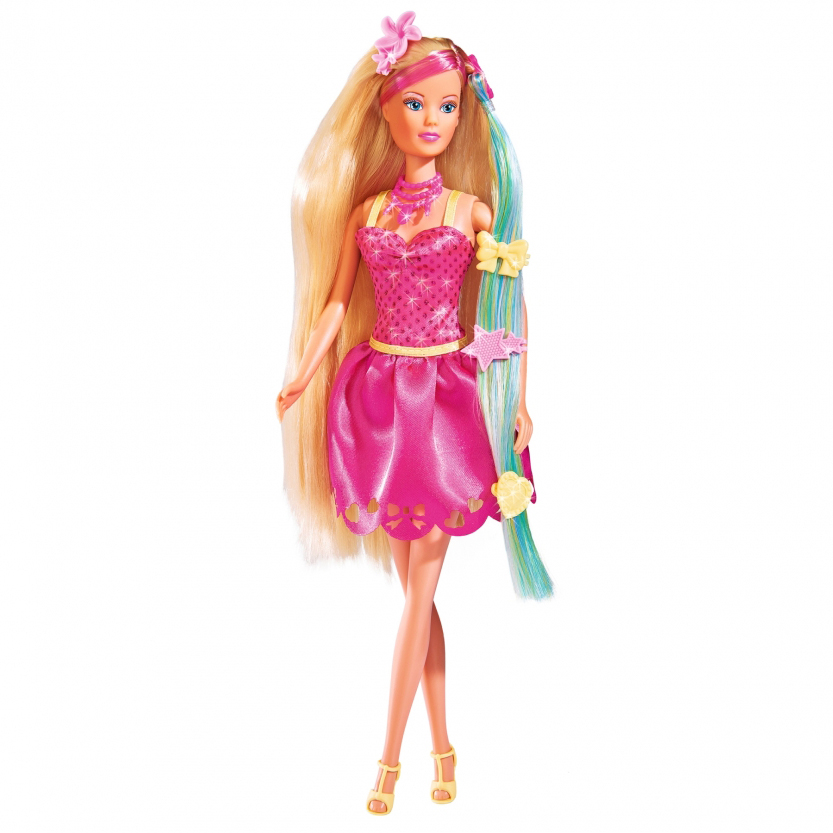 Кукла Штеффи Стильные волосы, 29 см.Куклы Steffi (Штеффи)<br>Кукла Штеффи Стильные волосы, 29 см.<br>