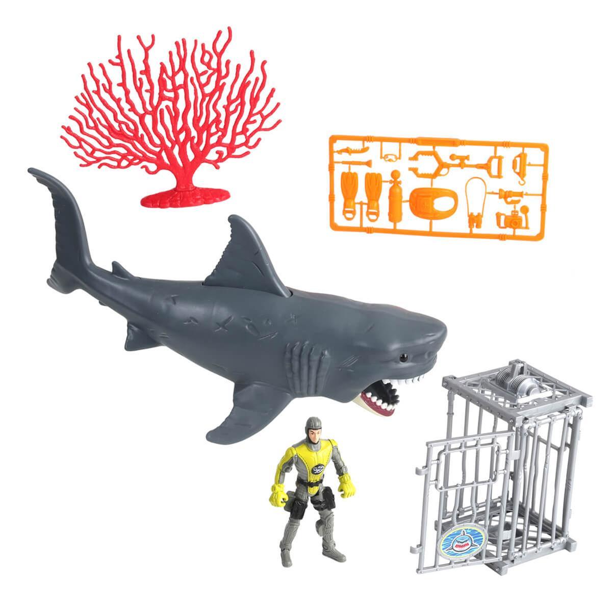 Купить Игровой набор - Атака акулы, Chap Mei