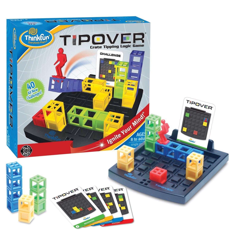 Кубическая головоломка Tipover с заданиямиГоловоломки<br>Кубическая головоломка Tipover с заданиями<br>