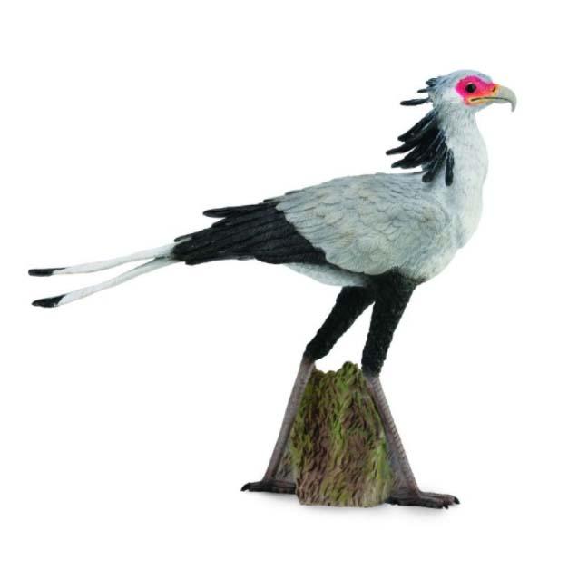 Фигурка Gulliver Collecta - Птица секретарь, LДикая природа (Wildlife)<br>Фигурка Gulliver Collecta - Птица секретарь, L<br>