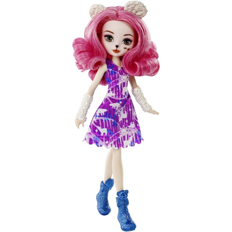 Купить Кукла из серии Ever After High Заколдованная зима - Снежная фея Вероникуб, Mattel