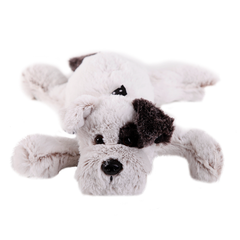 Мягкая лежащая игрушка Собака Джек, 33 см - Собаки, артикул: 60721