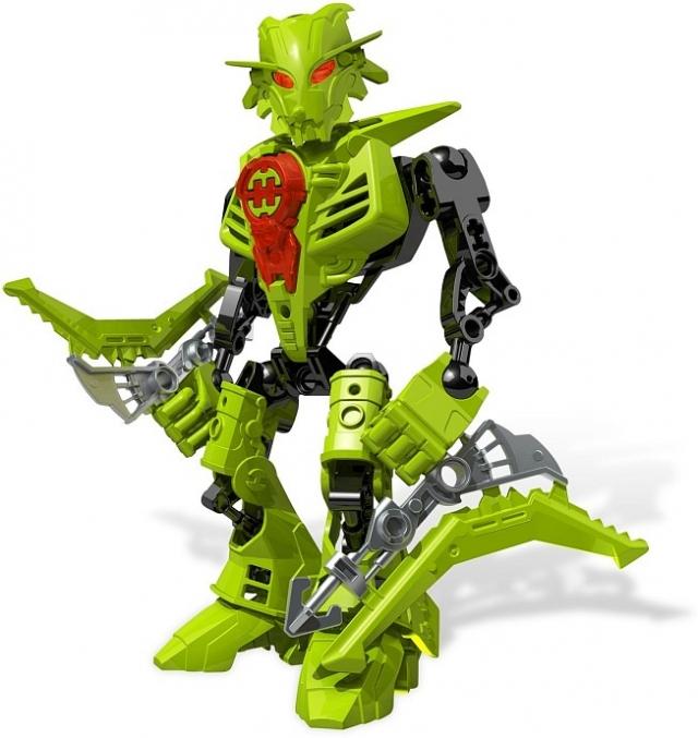 Конструктор -  Пришелец, зелёныйГород мастеров<br>Конструктор -  Пришелец, зелёный<br>