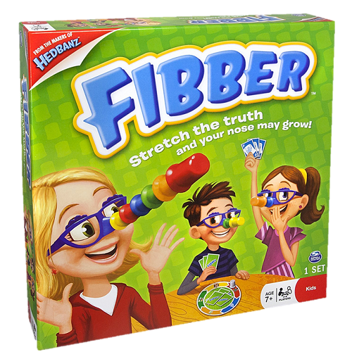Игра настольная Fibber - Логические, артикул: 83616