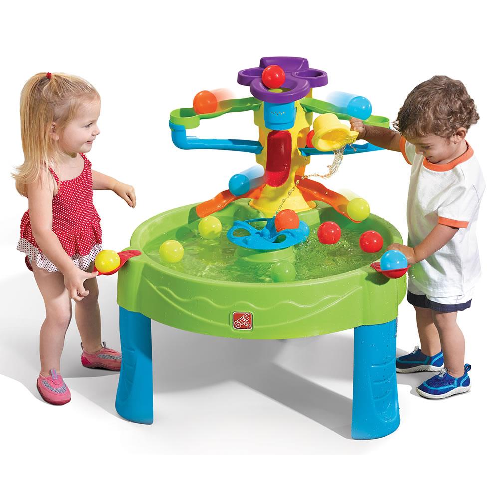 Столик для игр с водой Step 2, 3 в 1Игровые столы и стулья<br>Столик для игр с водой Step 2, 3 в 1<br>