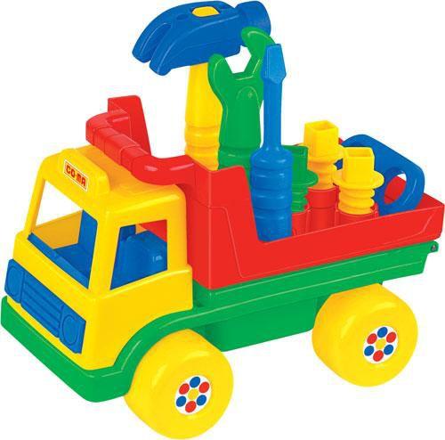 Автомобиль - ТехпомощьНаборы машинок<br>Автомобиль - Техпомощь<br>