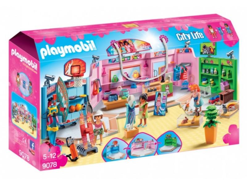 Купить Игровой набор из серии Шопинг: Торговый центр, Playmobil