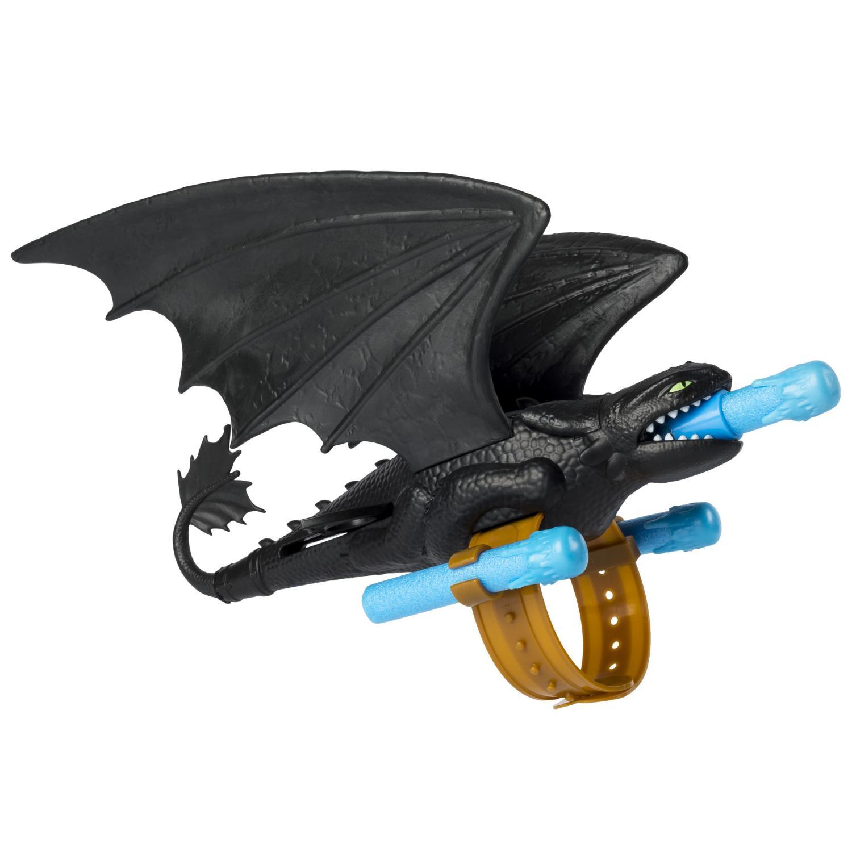 Купить Бластер-браслет Как приручить дракона-3 - Беззубик, Spin Master