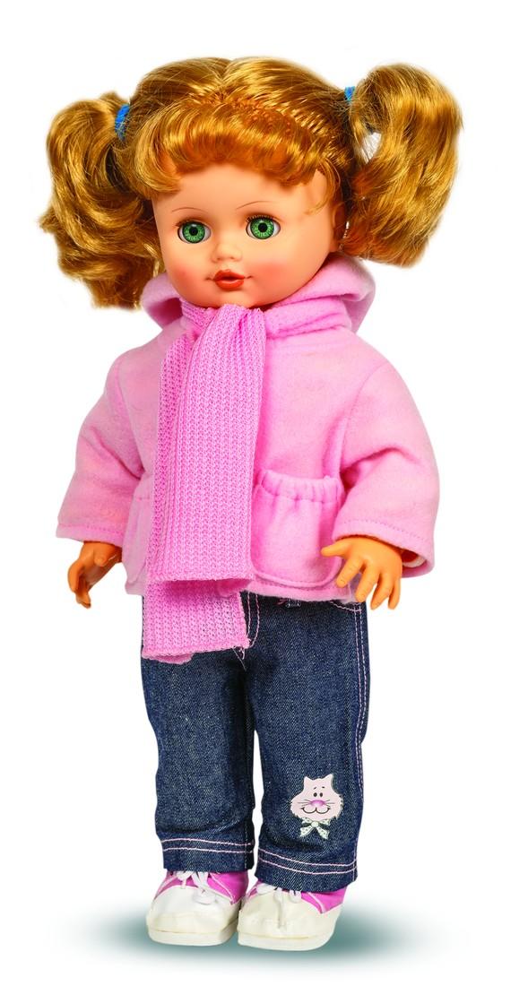 Кукла Инна 38 со звуковым устройствомРусские куклы фабрики Весна<br>Кукла Инна 38 со звуковым устройством<br>