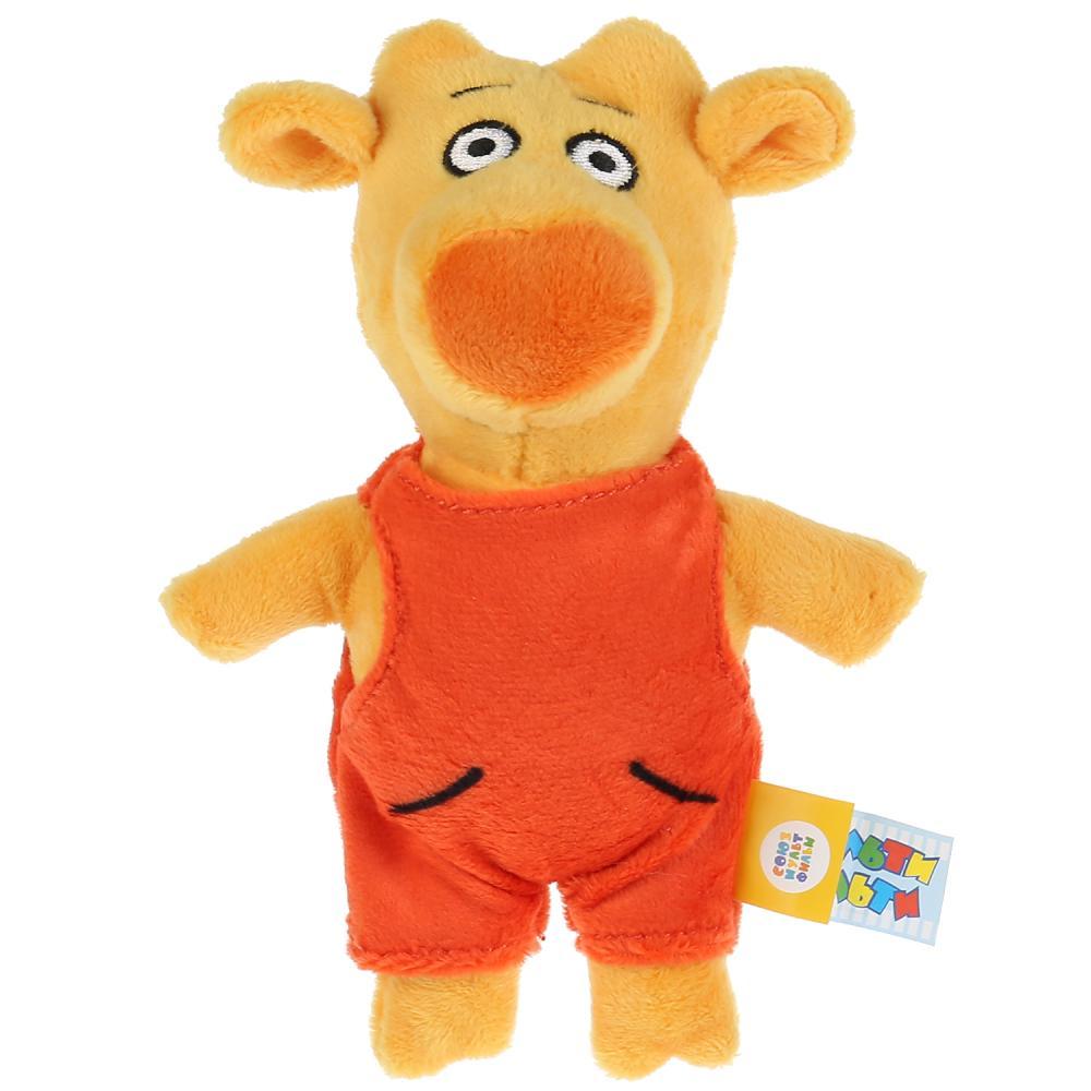 Купить Игрушка мягкая из серии Оранжевая корова - Теленок Бо, 17 см, без чипа, Мульти-Пульти