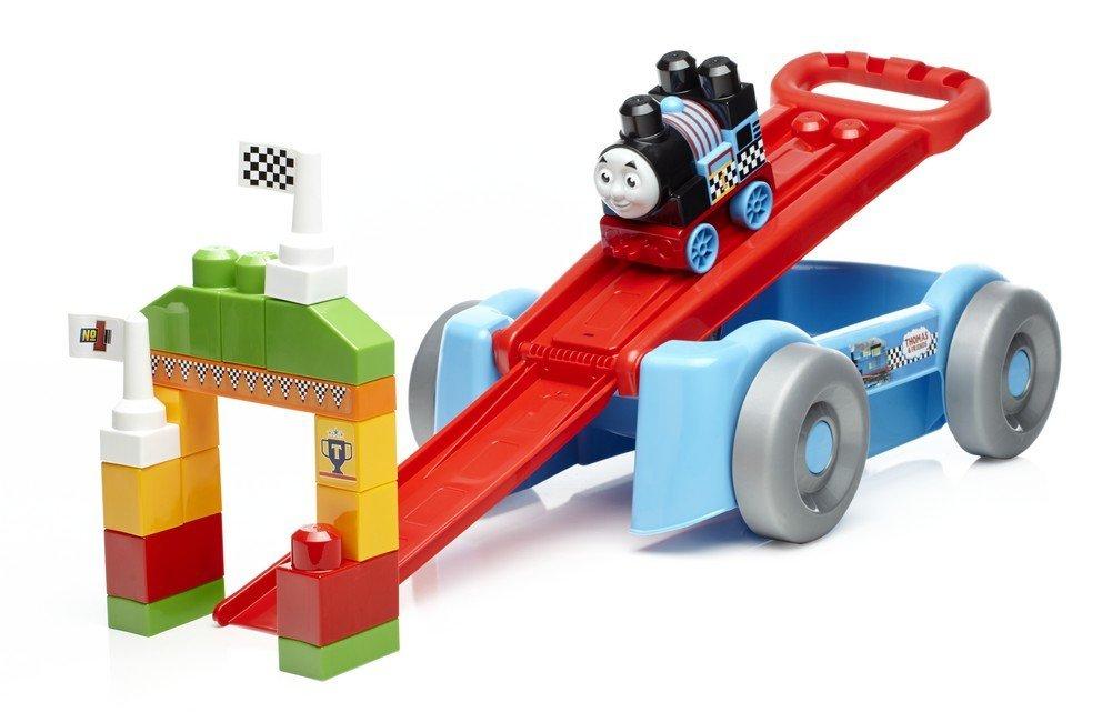 Конструктор Томас и друзья – Вагончик-трансформерКонструкторы Mega Bloks<br>Конструктор Томас и друзья – Вагончик-трансформер<br>
