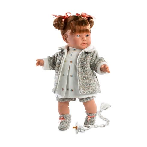 Купить Интерактивная кукла - Амелия, 42 см, Llorens Juan