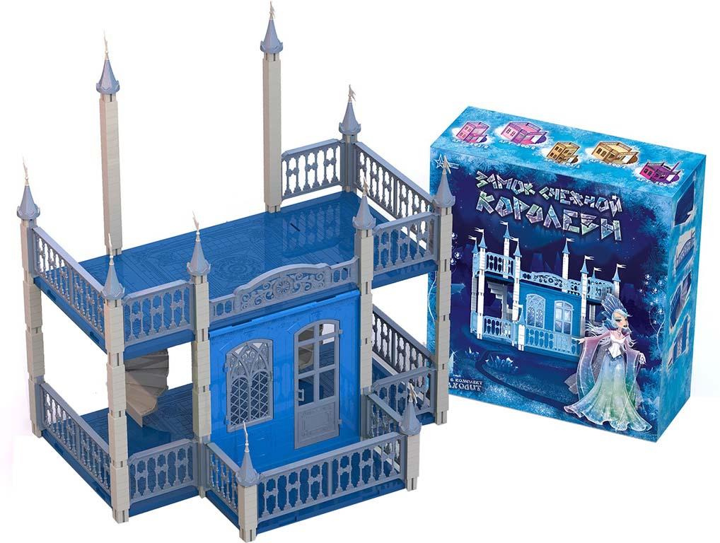 Замок для кукол – Снежная КоролеваКукольные домики<br>Замок для кукол – Снежная Королева<br>