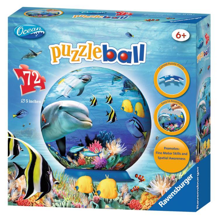 3D Паззл Подводный мирПазлы объёмные 3D<br>3D Паззл Подводный мир<br>