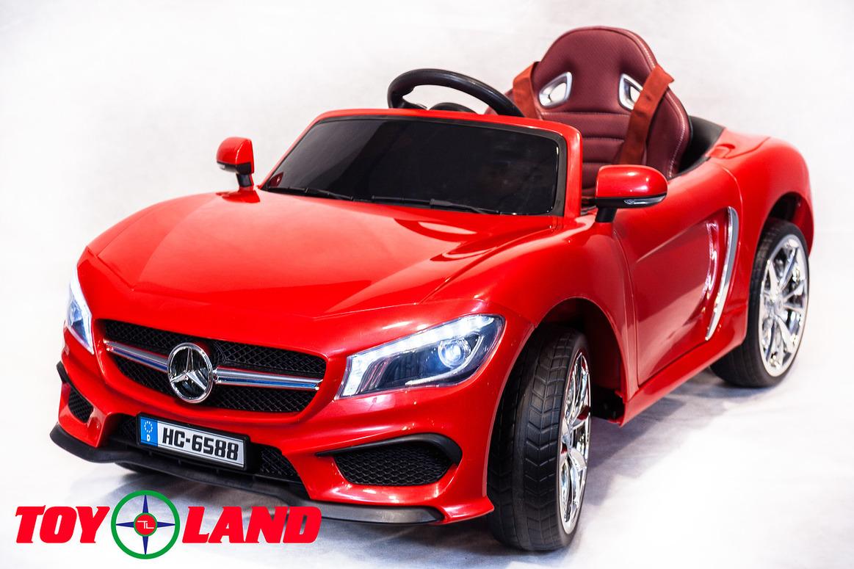 Купить Электромобиль Mercedes-Benz, красный, ToyLand