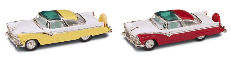 Коллекционная модель автомобиля 1955 года - Форд Crown Victoria, 1/43Ford<br>Коллекционная модель автомобиля 1955 года - Форд Crown Victoria, 1/43<br>