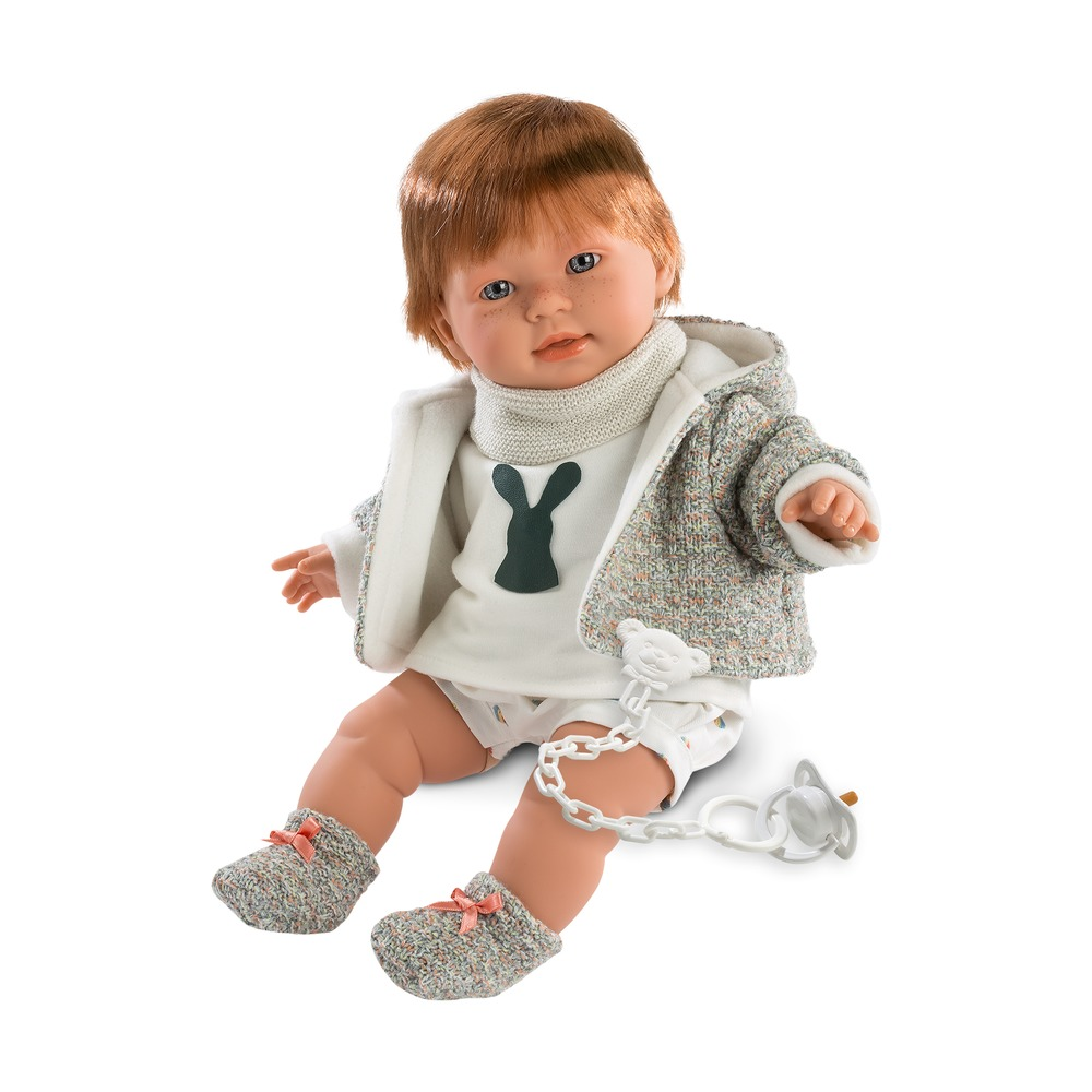 Интерактивная кукла - Кристиан, 42 см фото