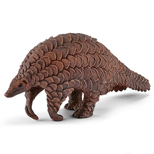 Игровая фигурка – Гигантский ящер Панголин, 10 см, Schleich  - купить со скидкой