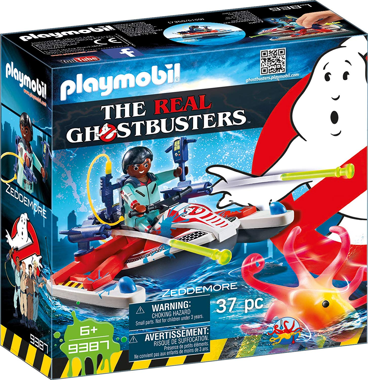 Купить Игровой набор из серии Охотники за привидениями: Зеддемор с гидроциклом, Playmobil
