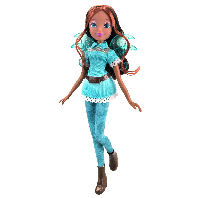 Кукла из серии Winx Club Гламурные подружки – Лейла.