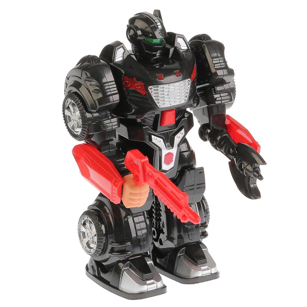 Купить Робот со световыми и звуковыми эффектами