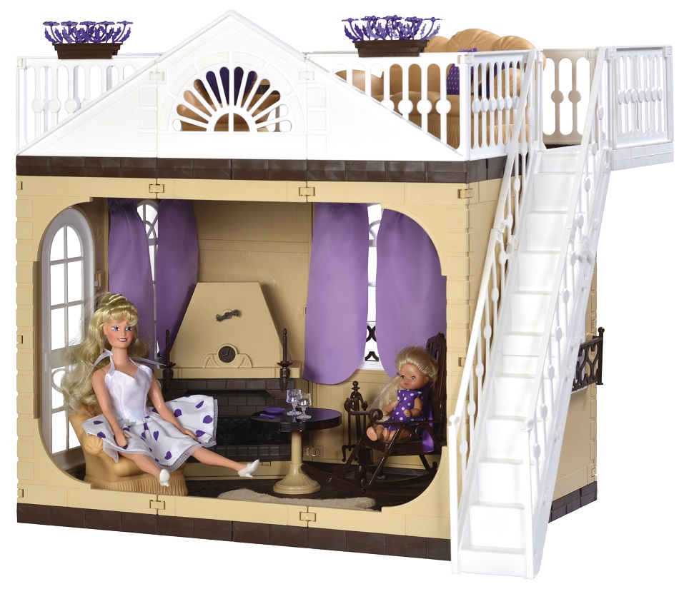 Дом дачный – Коллекция, 47 см.Кукольные домики<br>Дом дачный – Коллекция, 47 см.<br>