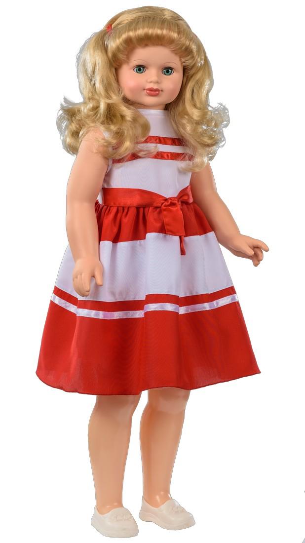 Кукла Снежана 3, со звуковым устройствомРусские куклы фабрики Весна<br>Кукла Снежана 3, со звуковым устройством<br>