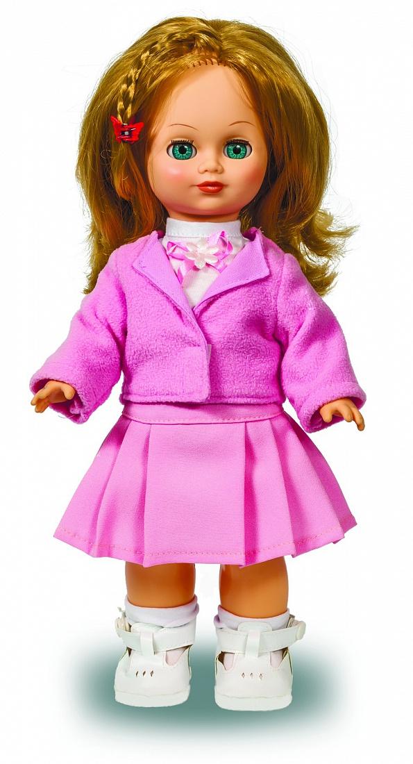 Кукла Лена 4 со встроенным звуковым устройством, 35 смРусские куклы фабрики Весна<br>Кукла Лена 4 со встроенным звуковым устройством, 35 см<br>