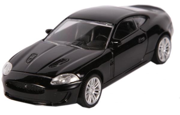 Металлическая машина Jaguar XKR, масштаб 1:43JAGUAR<br>Металлическая машина Jaguar XKR, масштаб 1:43<br>