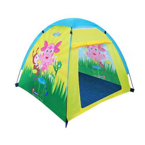 Палатка в форме купола из серии ЛунтикДомики-палатки<br>Палатка в форме купола из серии Лунтик<br>