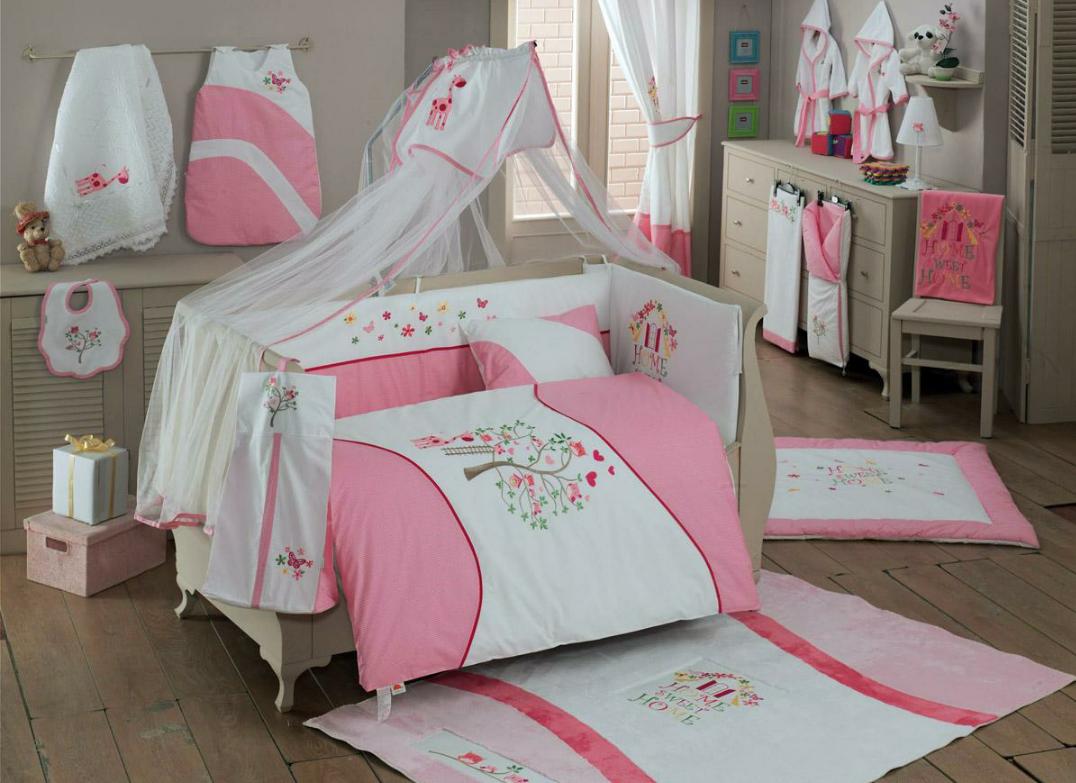 Балдахин серии Sweet Home, 150 х 450 см, розовыйДетское постельное белье<br>Балдахин серии Sweet Home, 150 х 450 см, розовый<br>