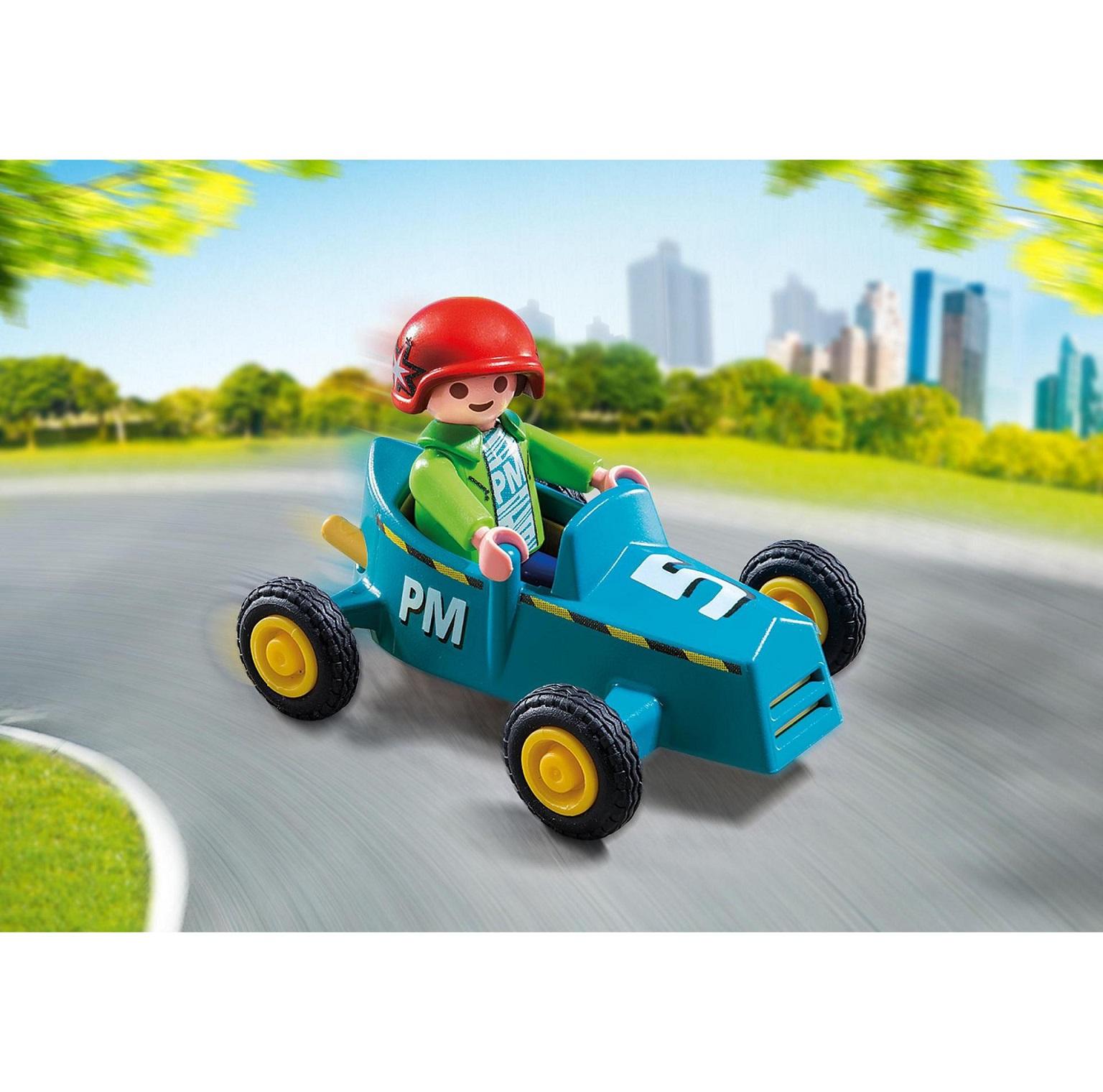 Купить Игровой экстра-набор: Мальчик с картом, Playmobil