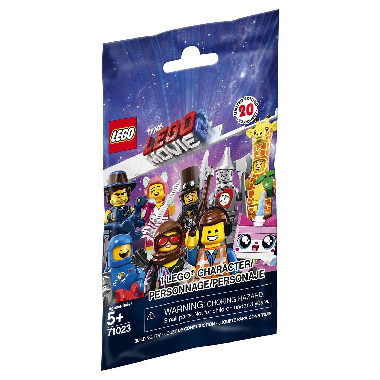 Минифигурки Lego® The Lego Movie 2