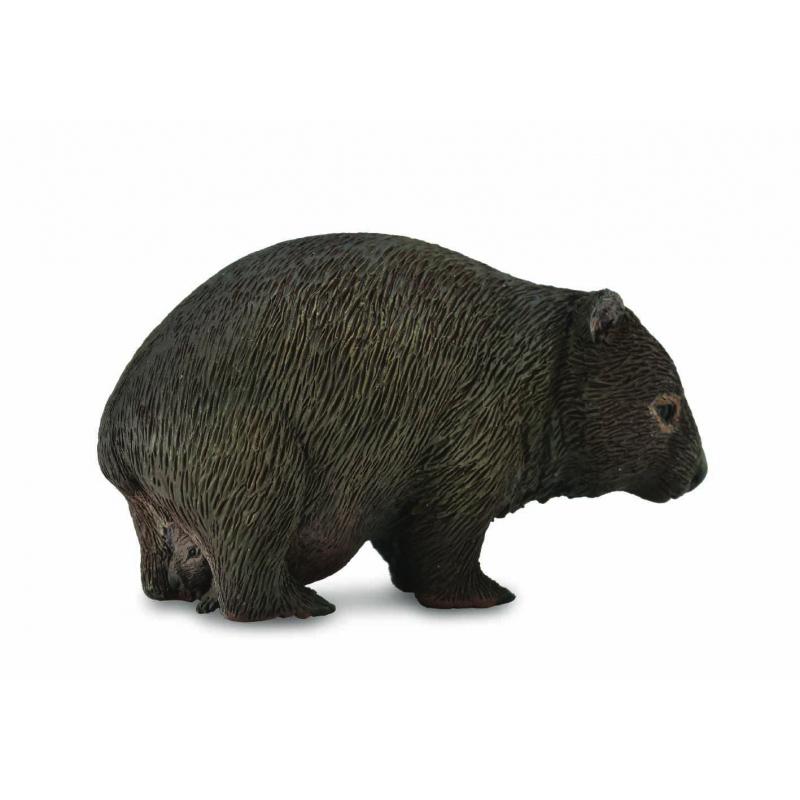 Фигурка Gulliver Collecta - Вомбат, M фото