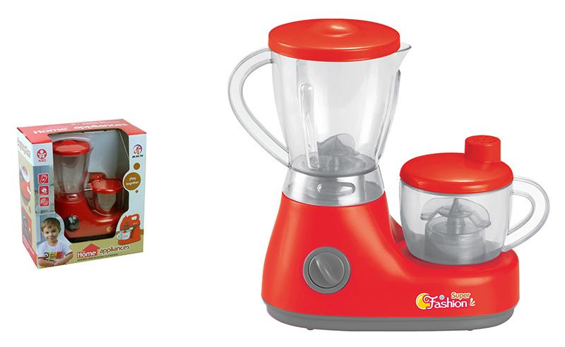Детский Кухонный комбайн – Помогаю маме, свет и звукАксессуары и техника для детской кухни<br>Детский Кухонный комбайн – Помогаю маме, свет и звук<br>