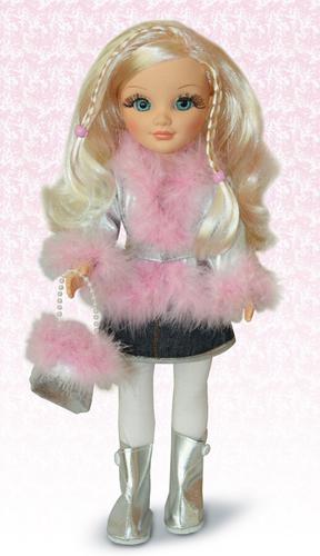 Кукла Анастасия 1 со встроенным звуковым устройством, 42 смРусские куклы фабрики Весна<br>Кукла Анастасия 1 со встроенным звуковым устройством, 42 см<br>