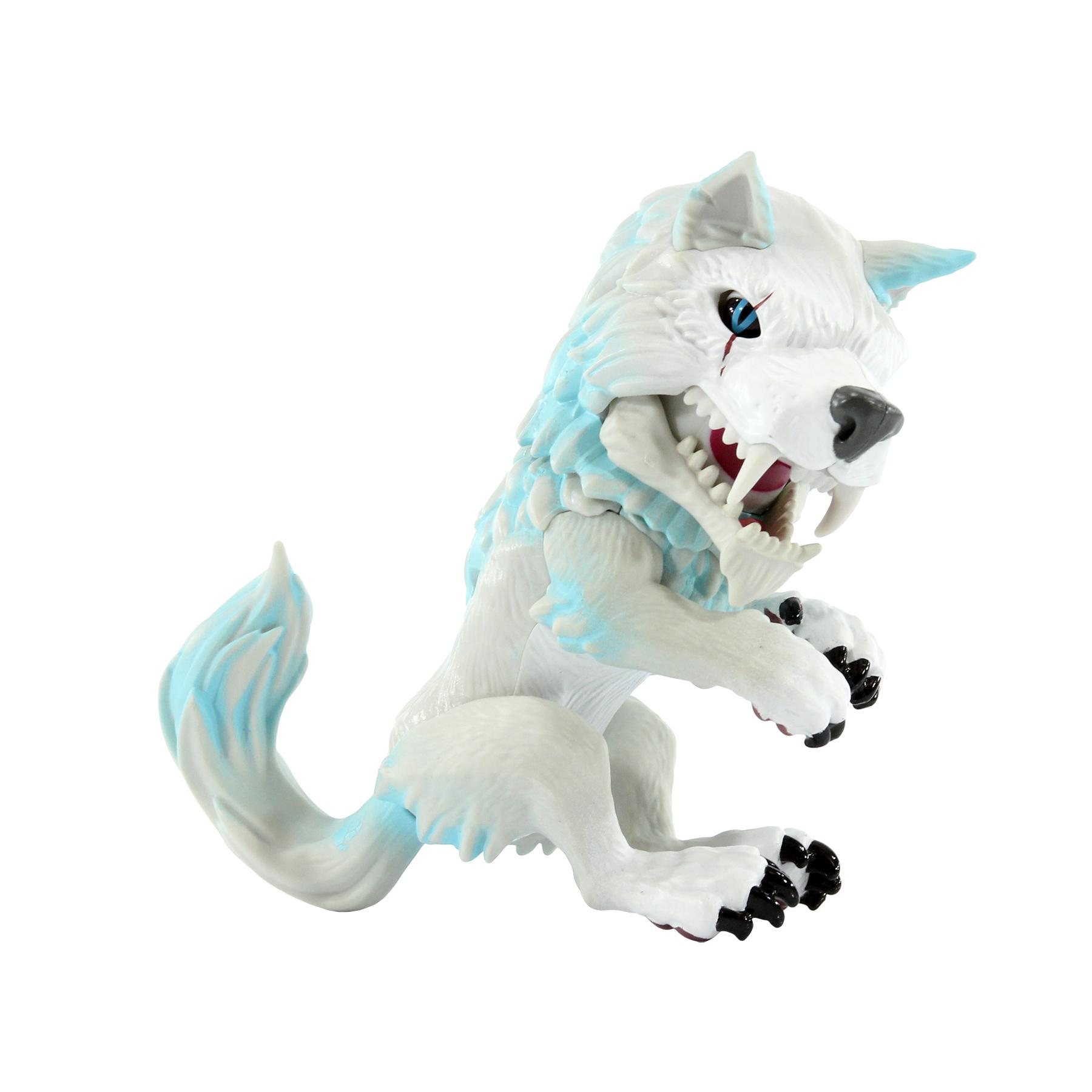 Купить Интерактивный Волк-оборотень Дикий из серии Fingerlings, WowWee