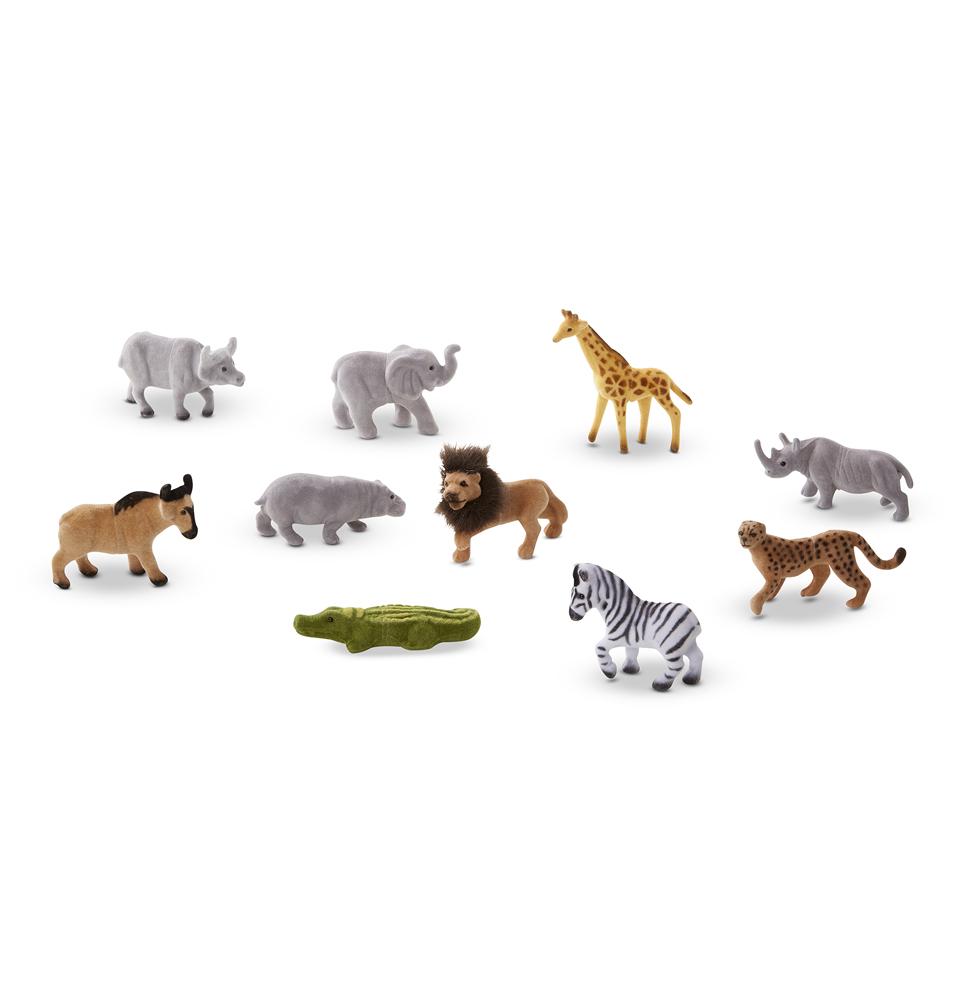 Фигурки животных из серии Классические игрушки – СафариДикая природа (Wildlife)<br>Фигурки животных из серии Классические игрушки – Сафари<br>