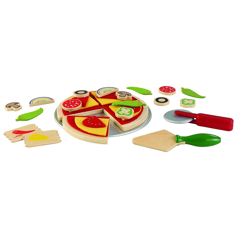 Игровой набор – ПиццаАксессуары и техника для детской кухни<br>Игровой набор – Пицца<br>