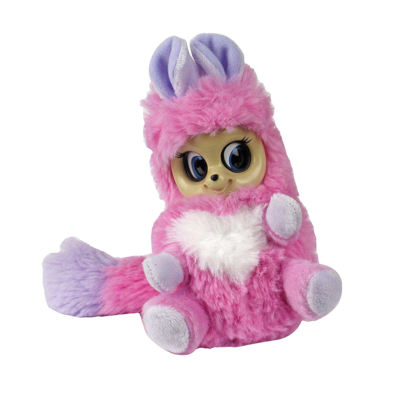 Купить Мягкая игрушка из серии Пушастик Bush Baby, розовая