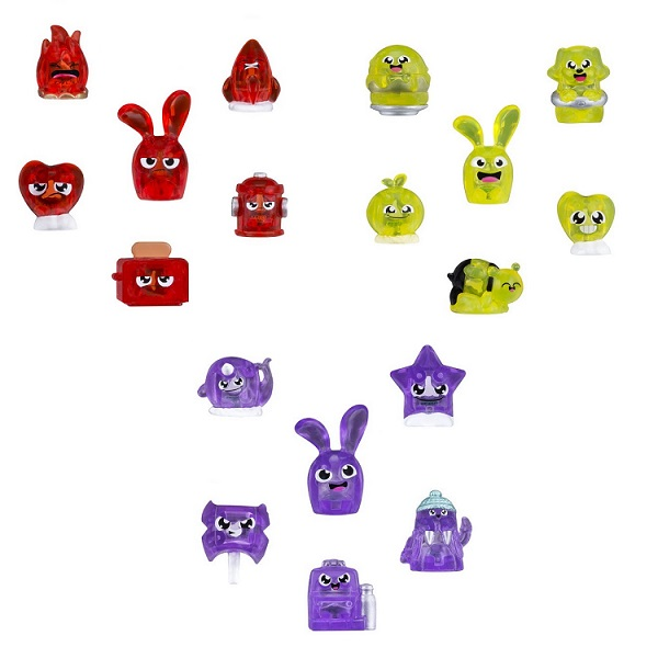Купить 6 фигурок-сокровищ Hanazuki в упаковке, Hasbro