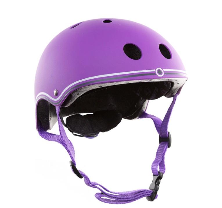 Купить Шлем Globber - Junior XXS/XS, 48-51 см, фиолетовый