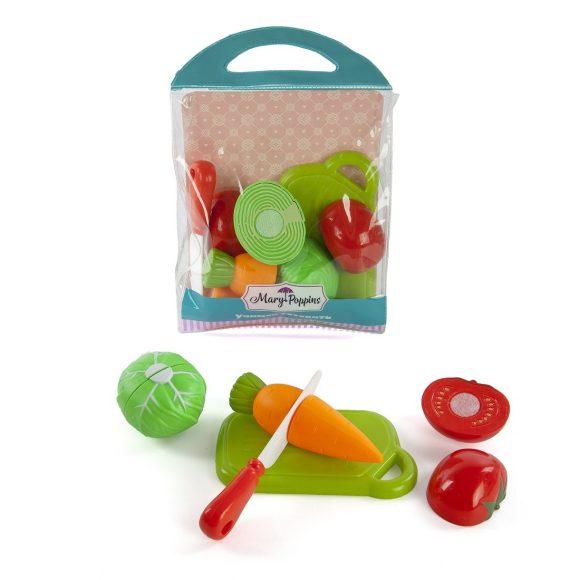 Купить Игровой набор для резки овощей. 3 вида, Mary Poppins