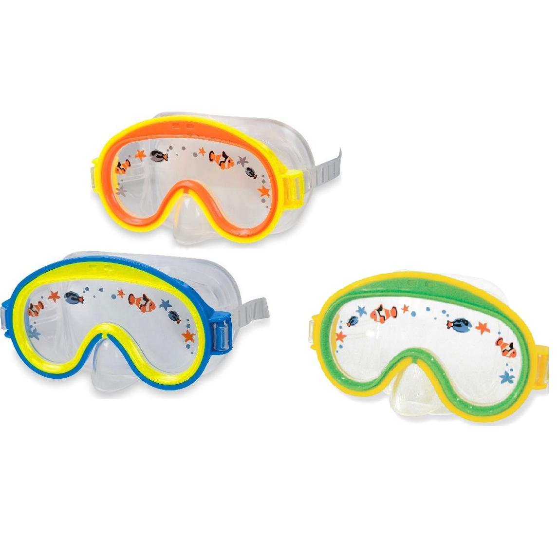 Детская маска для плавания - Mini Aviator SwimМаски, ласты, трубки для плавания<br>Детская маска для плавания - Mini Aviator Swim<br>