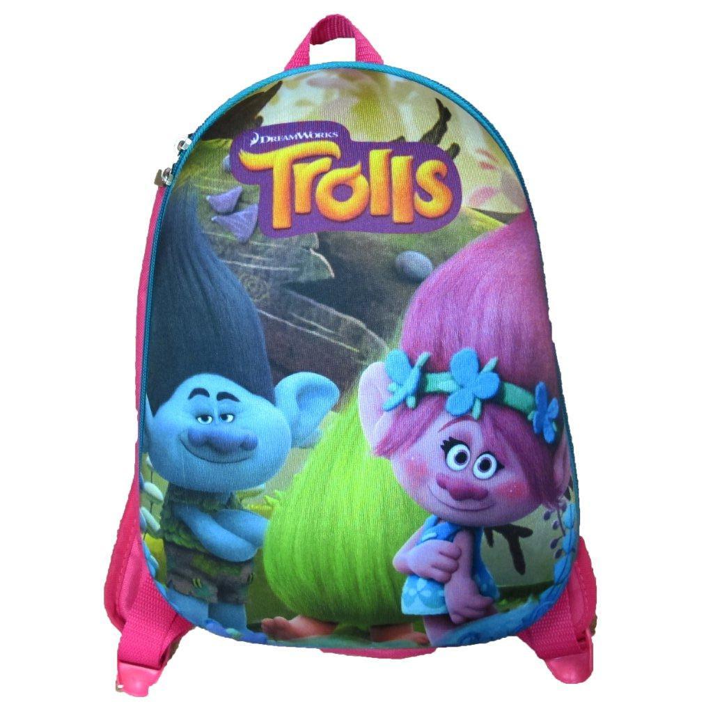 Рюкзак для дошкольников ТроллиДетские рюкзаки<br>Рюкзак для дошкольников Тролли<br>