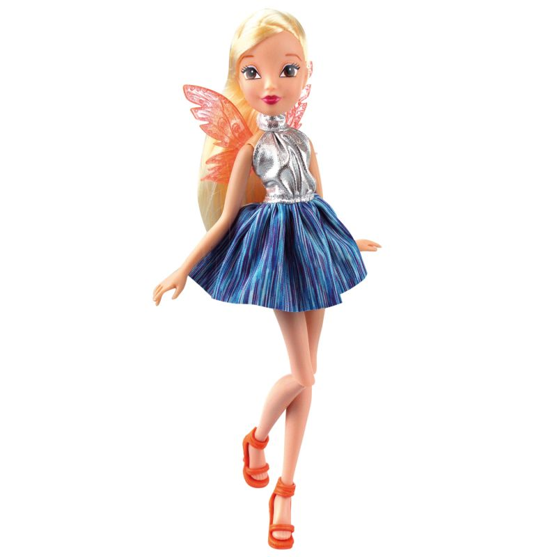 Купить Кукла из серии Winx Club Рок-н-ролл – Стелла, 28 см.