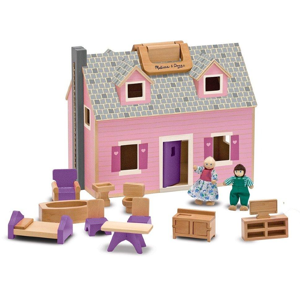 Купить Дом для кукол из серии Создай свой мир , Melissa&Doug
